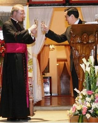 教宗本篤十六世就任四週年紀念