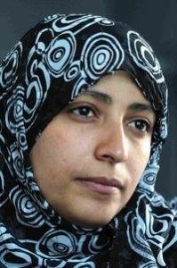 卡曼(TawakkulKarman)諾貝爾和平獎
