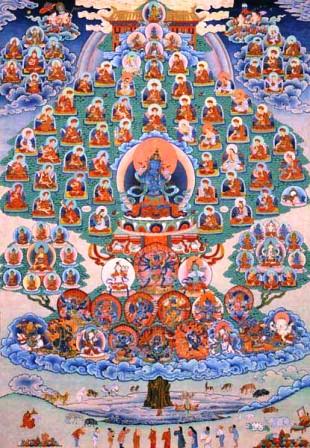 尊貴札賢仁波切-----竹巴傳承於南印度的佛寺