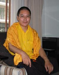 尊貴五世噶瑪古千法王