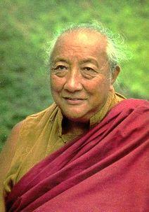 Dilgo Khyentse Rinpoche 頂果仁波切