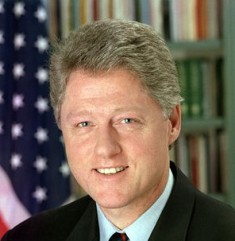 比爾‧柯林頓(Bill Clinton)