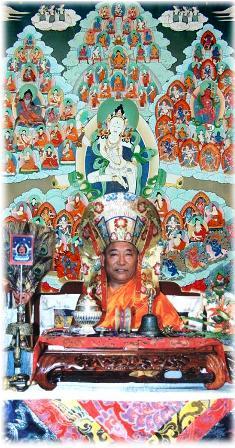 尊貴旺度仁波切-----藏密迦旺強巴彌勒佛學會-台中竹巴噶舉佛學中心