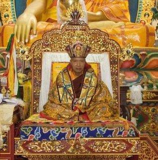 尊貴南開吉美仁波切-----格薩爾王伏藏法