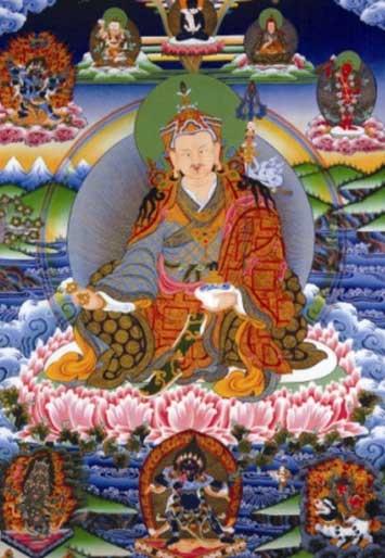 尊貴卻頓蔣措仁波切-----貝諾法王認證為西藏錫塔