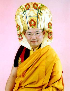 尊貴蘇南卻佩仁波切-----佳傑寺台北佛學中心