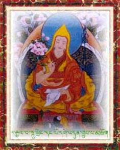 第一世達賴喇嘛The First Dalai Lama, Gedun Drupa
